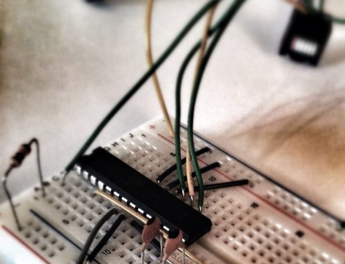 From Arduino to Breadboard with a Minimum Configuration