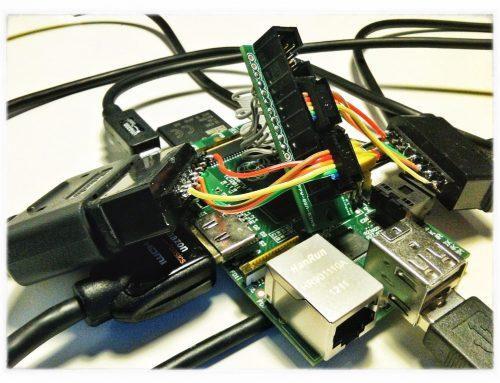 SNESDev-RPi: A SNES-Adapter for the Raspberry Pi