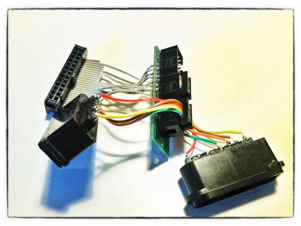 SNESDev-RPi: A SNES-Adapter for the Raspberry Pi ...