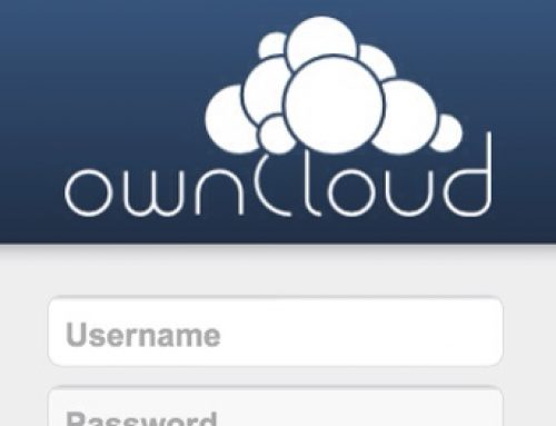 Your own cloud server with Owncloud on the Raspberry Pi