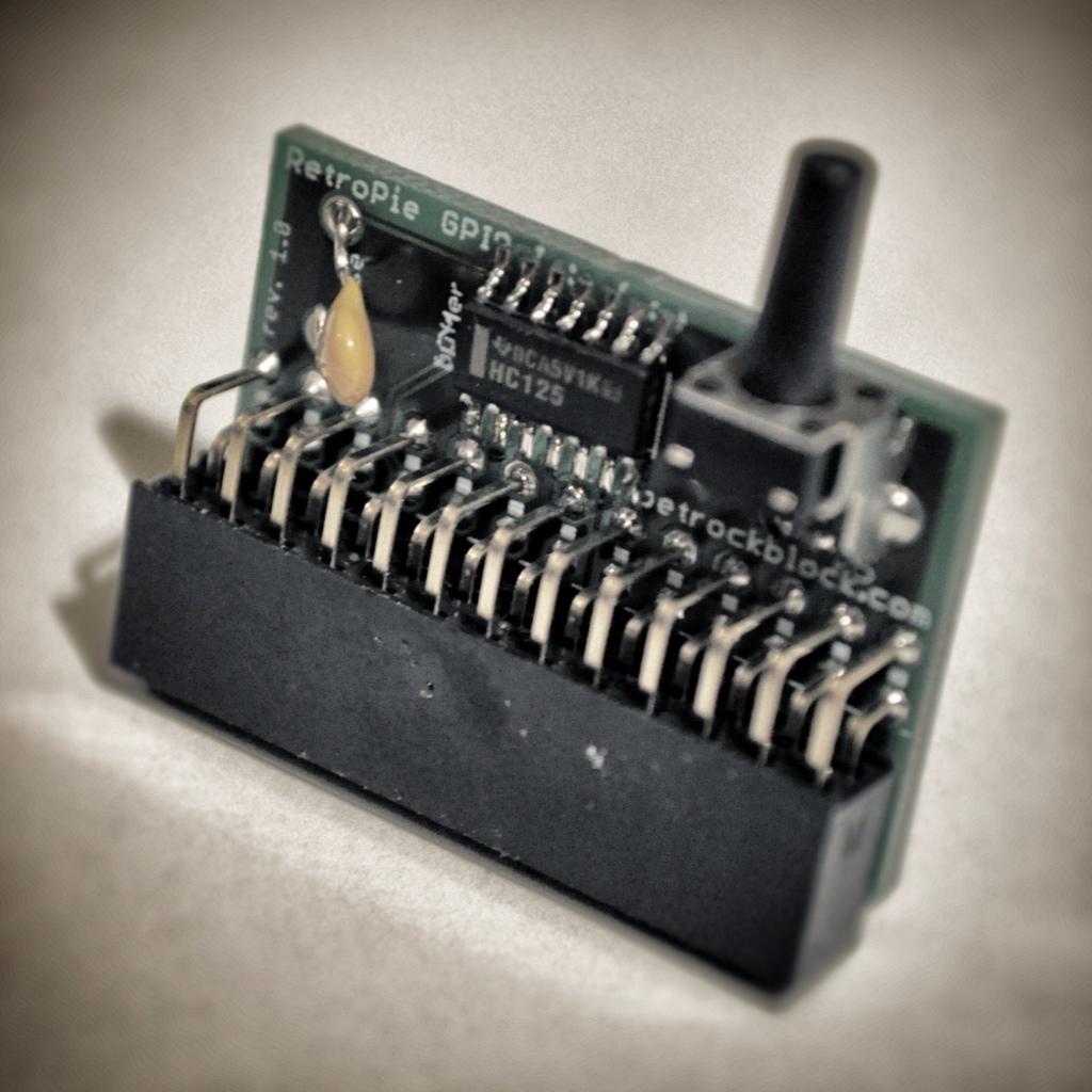 The RetroPie GPIO Adapter