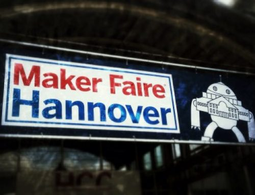 Impressions of the Maker Faire Hannover 2013