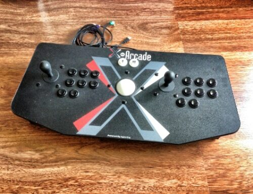 Xarcade2Jstick – Map your Xarcade Tankstick to Game Pads and use it with RetroPie