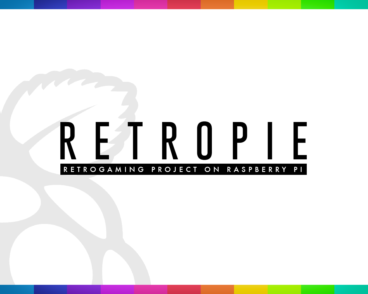 RetroPie Project Splashscreen