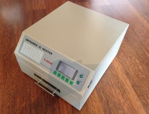 Review: T962A Reflow Oven Controller Upgrade Package