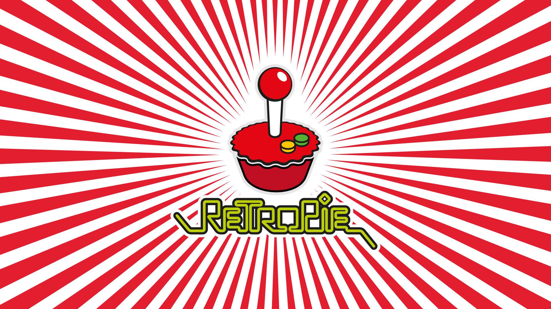 RetroPie Has A Logo PetRockBlock