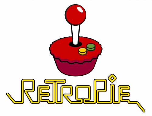 RetroPie has a Logo