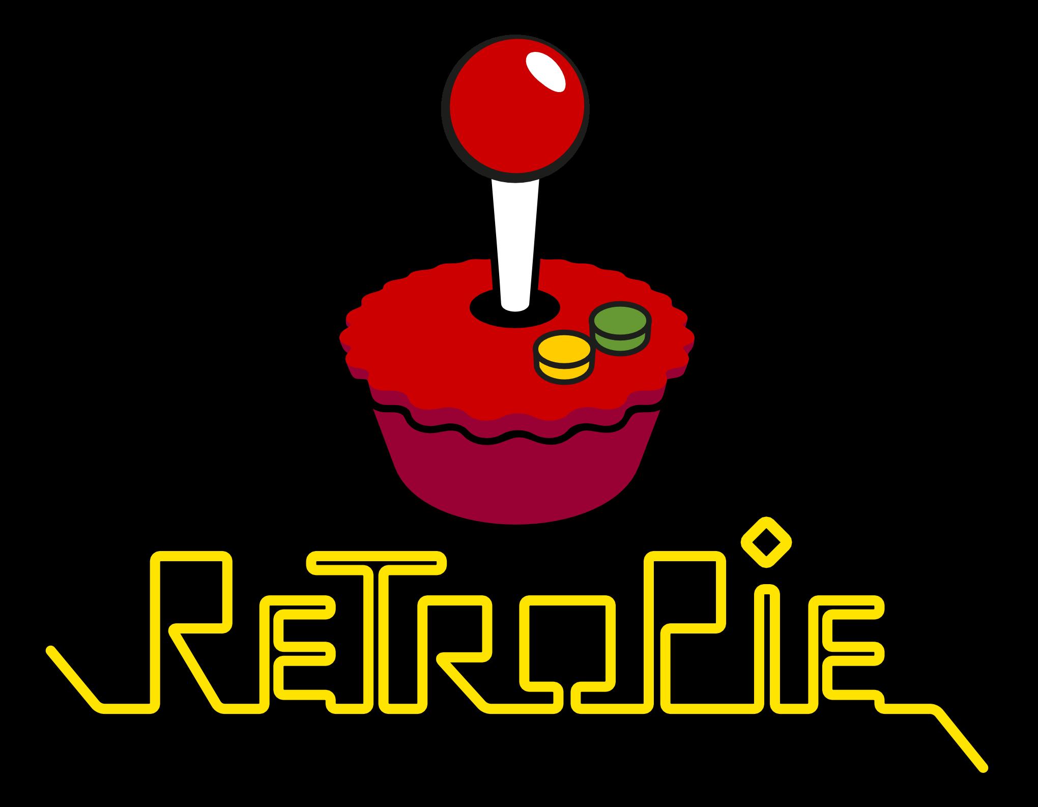 RetroPie Logo Download PNG