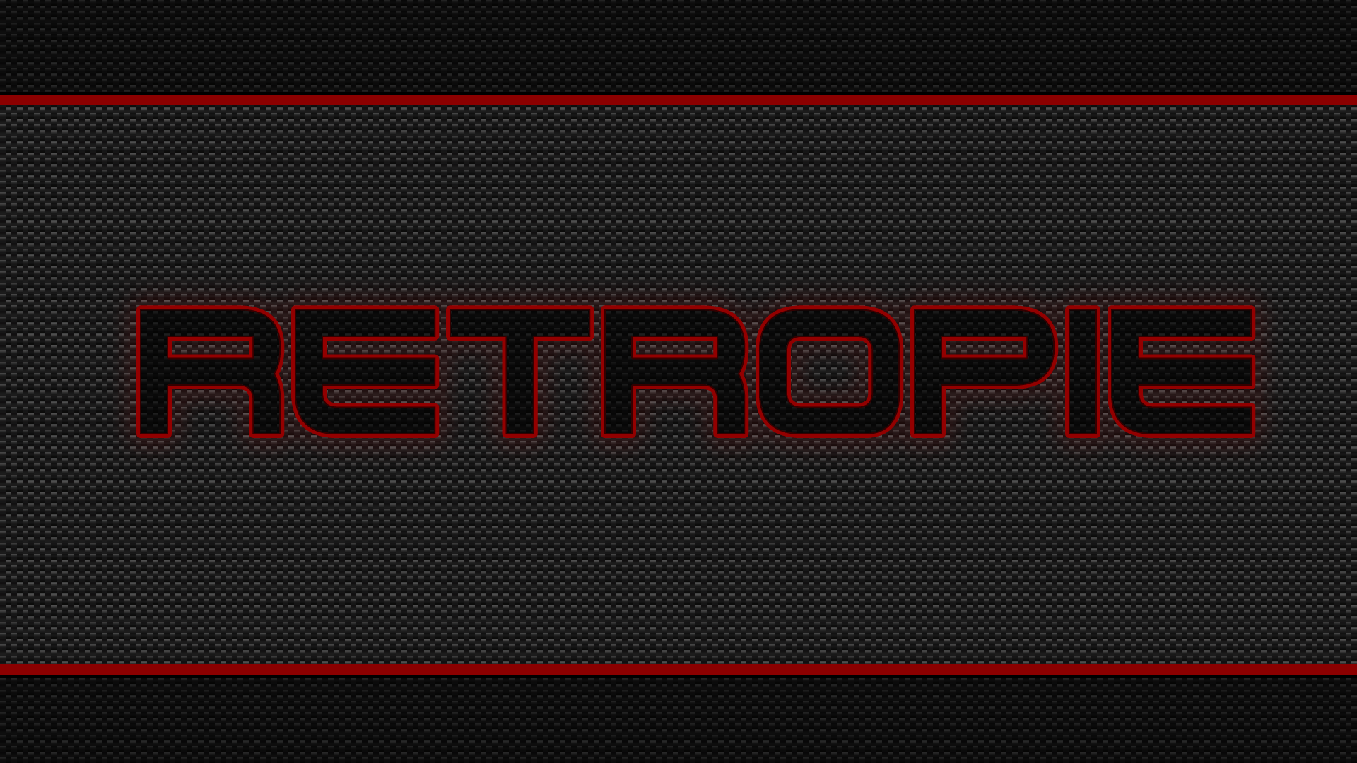 RetroPie-Carbon