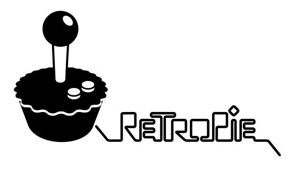 retropie logo bw2