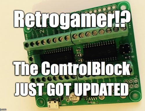 Update for the ControlBlock Driver with Many New Features