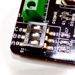 GamepadBlock DIP Switch for Controller Mode
