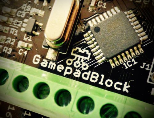 Tutorial: GamepadBlock with Raspbian