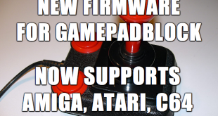 Atari-style support for GamepadBlock