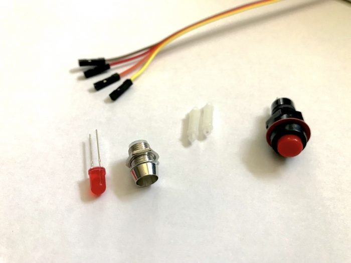 Button and LED Set