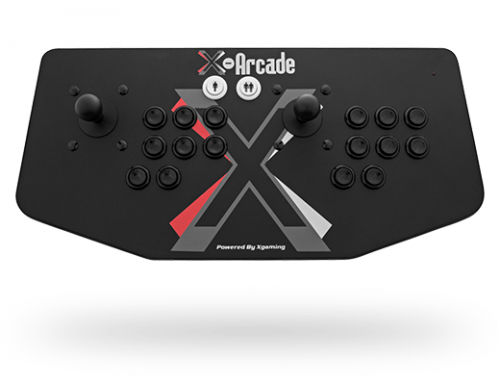 Xarcade2Jstick supports new Tri-Mode Tanksticks