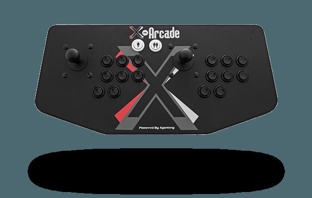 Xarcade2Jstick supports new Tri-Mode Tanksticks - PetRockBlock on