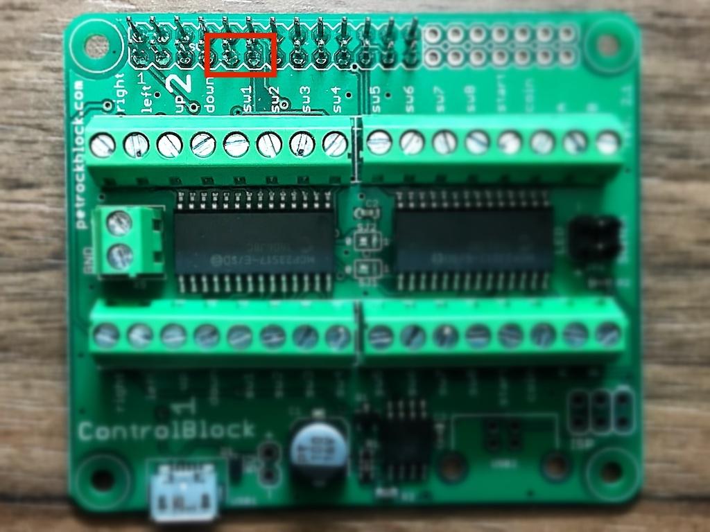 ControlBlock RPi 4 compatible