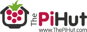 Pi Hut Logo