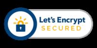 Lets Encrypt Secured