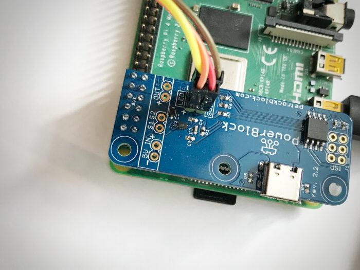 PowerBlock Power Switch IC